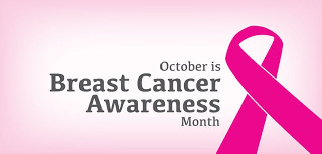 When is national breast cancer awareness month