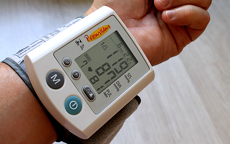blood pressure readings