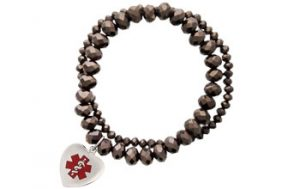 Allure Bracelet in Chocolate
