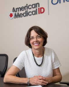 Linda Clark CFO American Medical ID