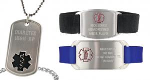 Medical IDs for Veterans