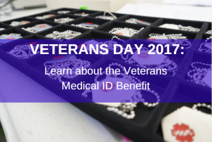 Veterans Day American Medical ID