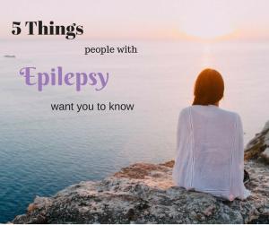 Dispelling epilepsy myths